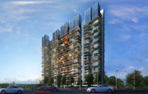 KAF Architects Bangalore 03.proposed-luxury-tower-for-RAJARAJESHWARI-BUILDCON