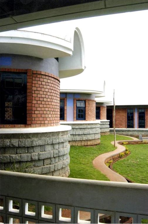 Shri Ramakrishna Vivekanad Ashram | Kembhavi Architects Bangalore | Hubli