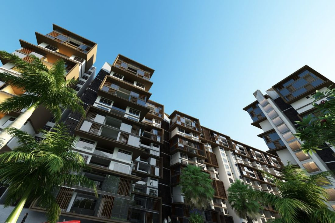 Mahaveer Celesse | Kembhavi Architects Bangalore | Hubli