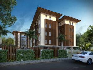KAF Architects Bangalore APARTMENT VIEW1