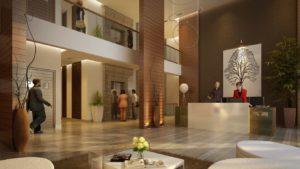 KAF Architects Bangalore LOBBY_1