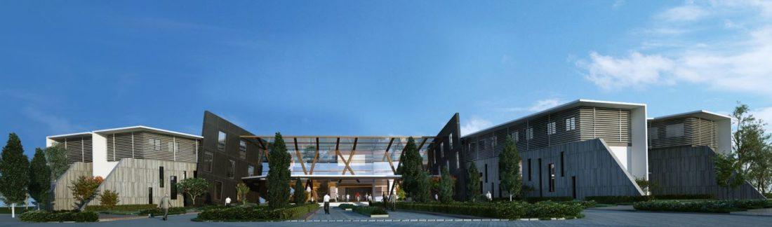 IGP's Office | Kembhavi Architects Bangalore | Hubli