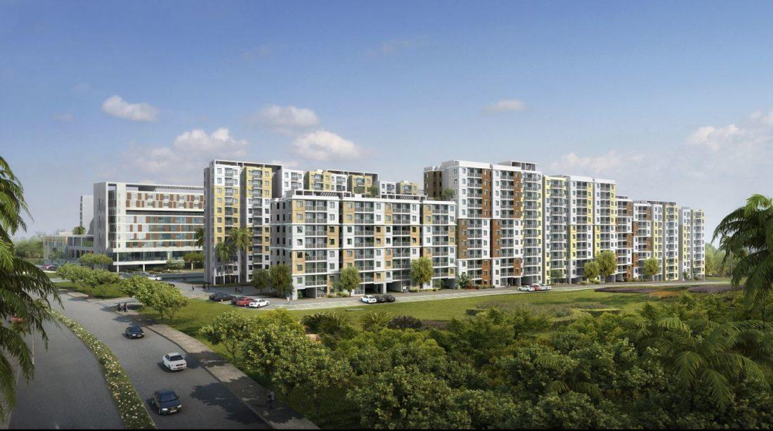 Tata Housing New Haven | Kembhavi Architects Bangalore | Hubli