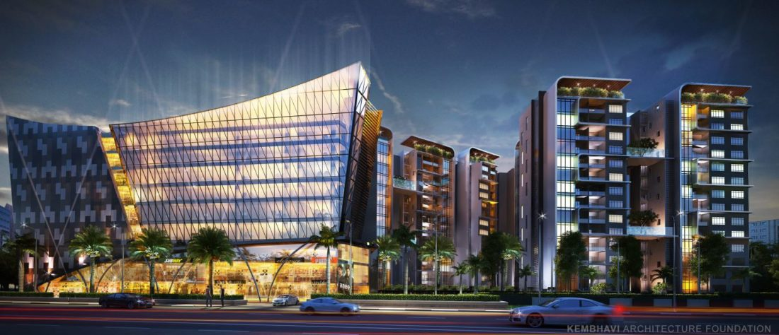 KAF Architects Bangalore Dhammanagi Jasmine