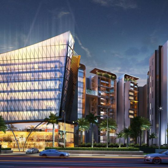 KAF Architects Bangalore Mixed Use Development