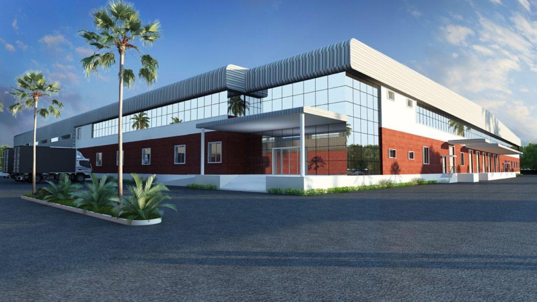 KAF Architects Bangalore Prestige Logistics Park