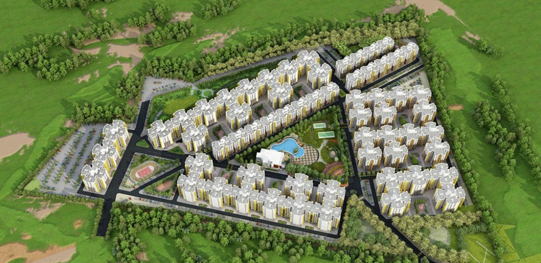 Provident Welworth City | Kembhavi Architects Bangalore | Hubli