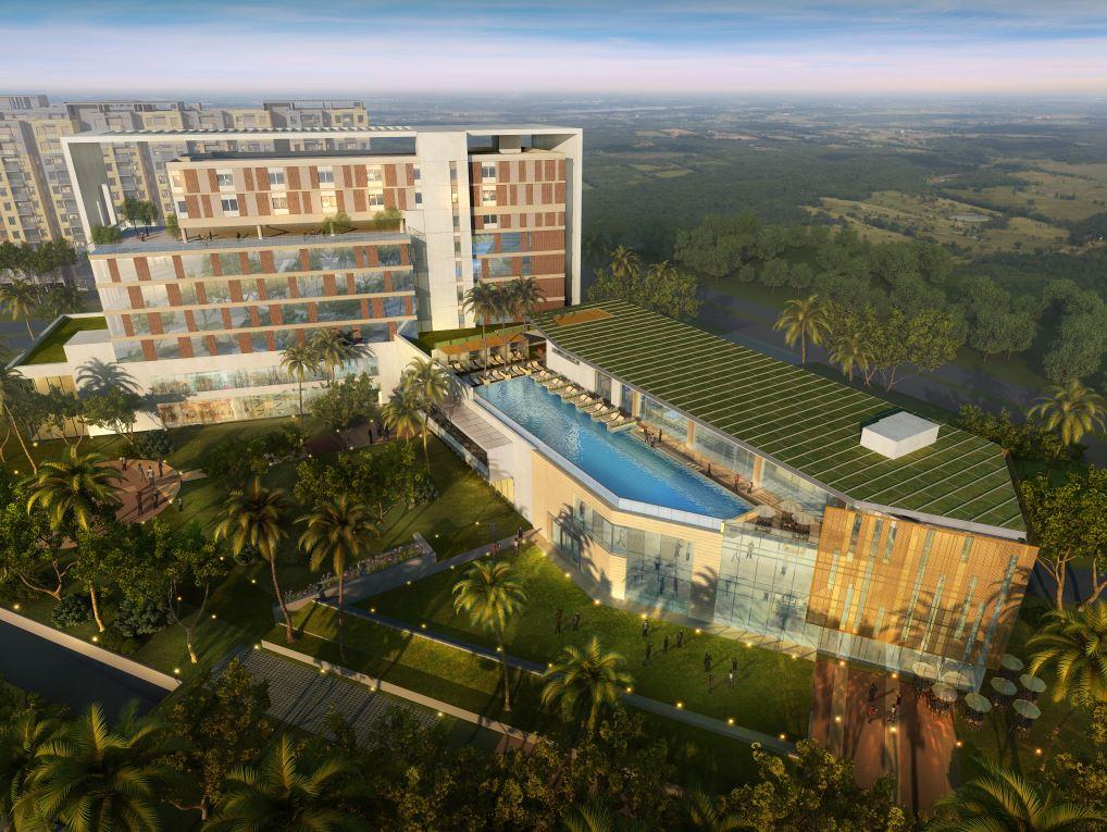 KAF Architects Bangalore Tata Housing New Haven
