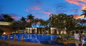 KAF Architects Bangalore 011 clubhouse pool