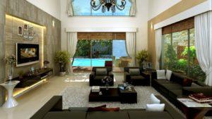 KAF Architects Bangalore 012 Living room