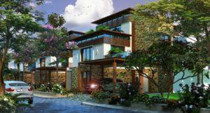 KAF Architects Bangalore 021 (40 feet row)
