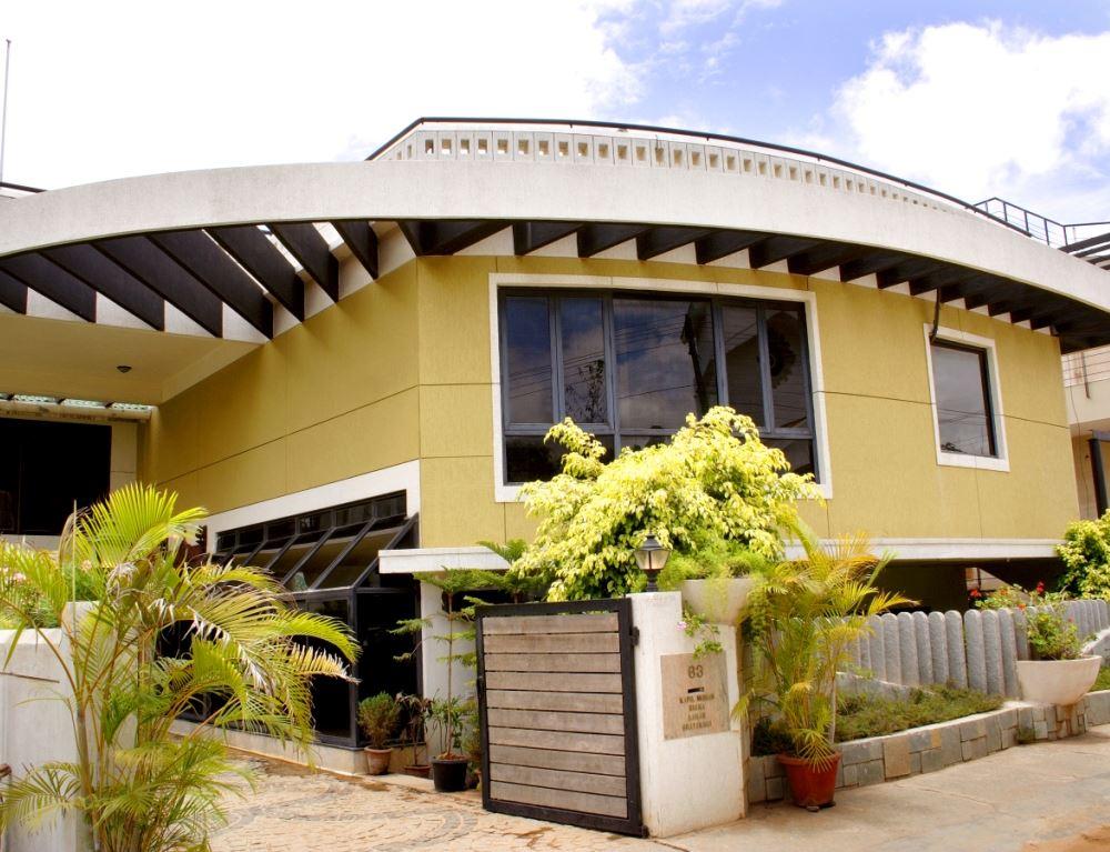 KAF Architects Bangalore Kapil Mohan Residence