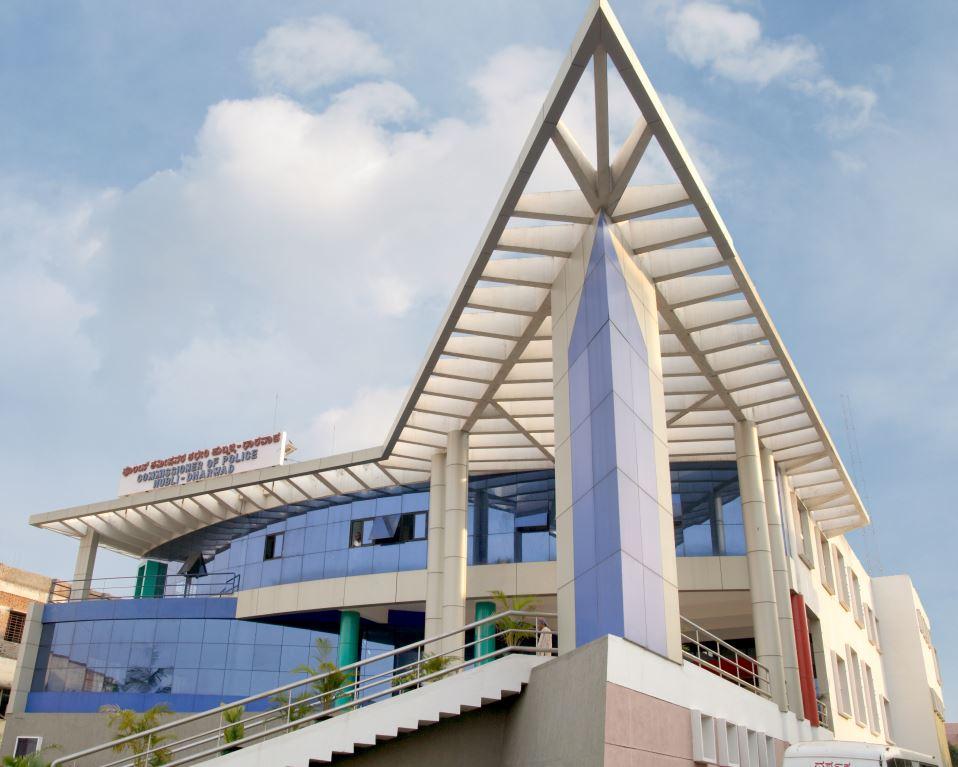 Police Commisionerate | Kembhavi Architects Bangalore | Hubli