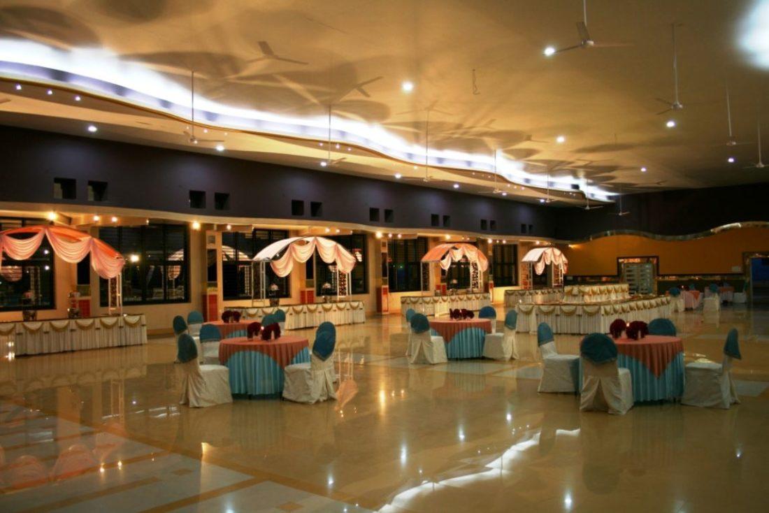 Multi-Functional Hall | Kembhavi Architects Bangalore | Hubli