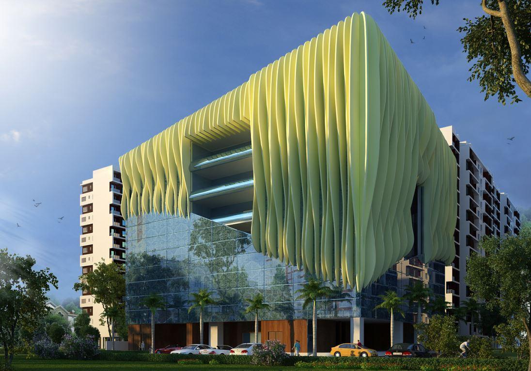 SBIOA Unity Enclave | Kembhavi Architects Bangalore | Hubli