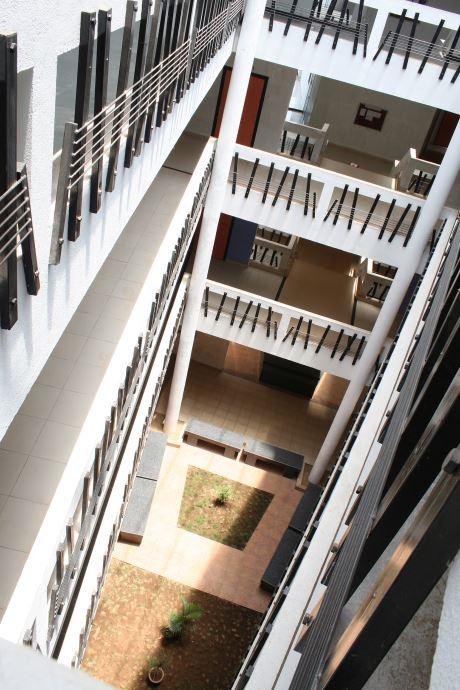 Oxford College Of Engineering | Kembhavi Architects Bangalore
