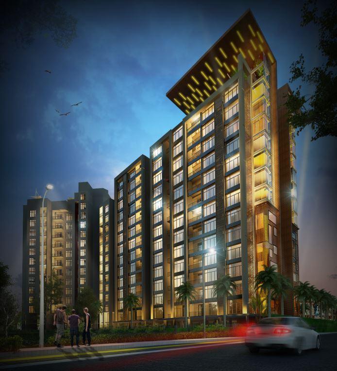 KAF Architects Bangalore RWD Corniche