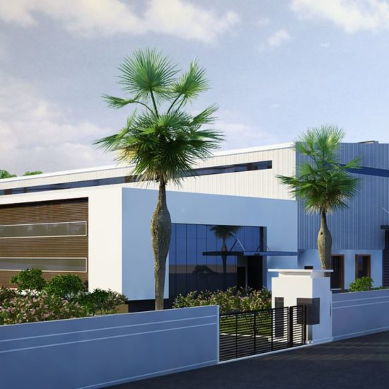 KAF Architects Bangalore Logistics & Industrial