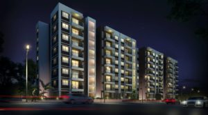KAF Architects Bangalore NIGHT