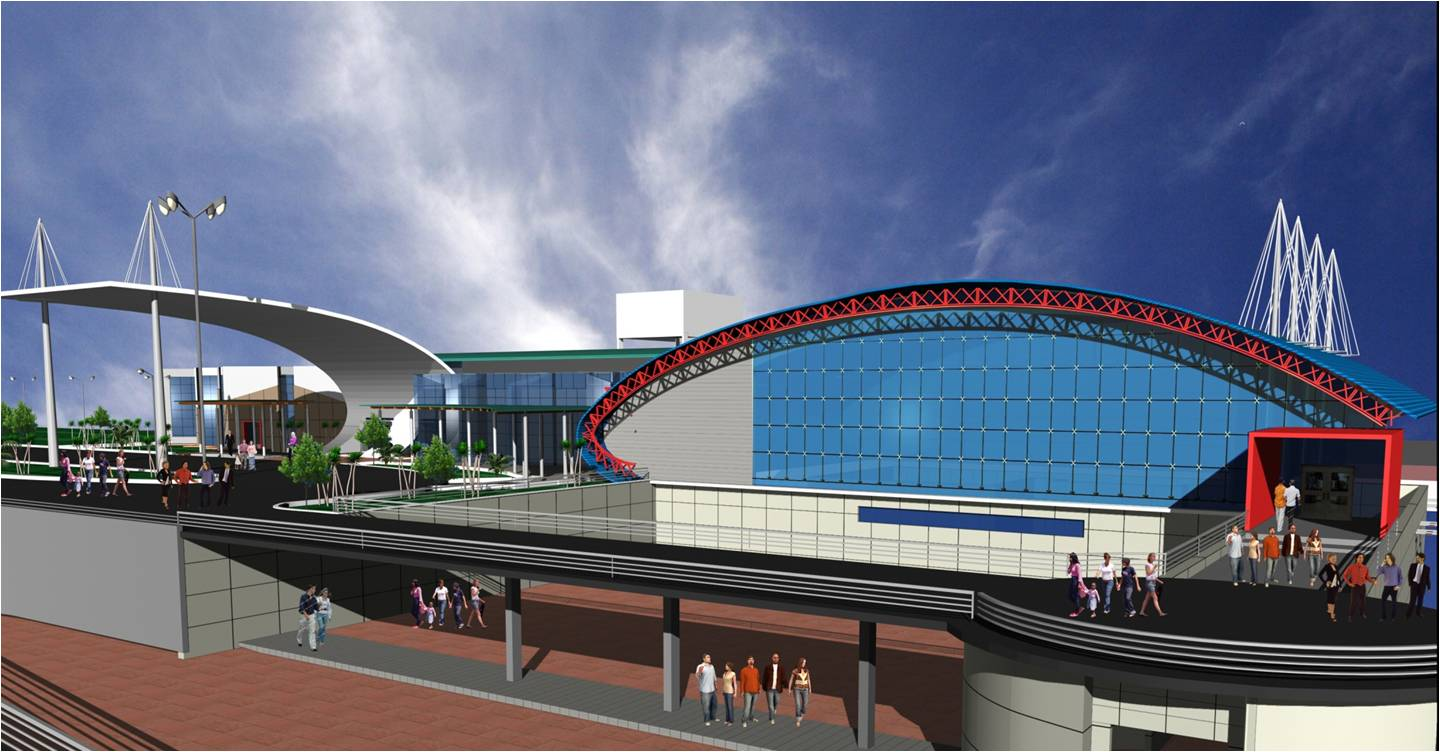 Railway Station, Hubli | Kembhavi Architects Bangalore | Hubli