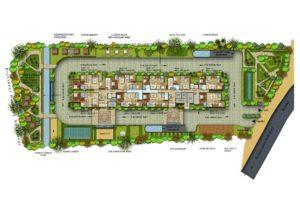 KAF Architects Bangalore SITE PLAN
