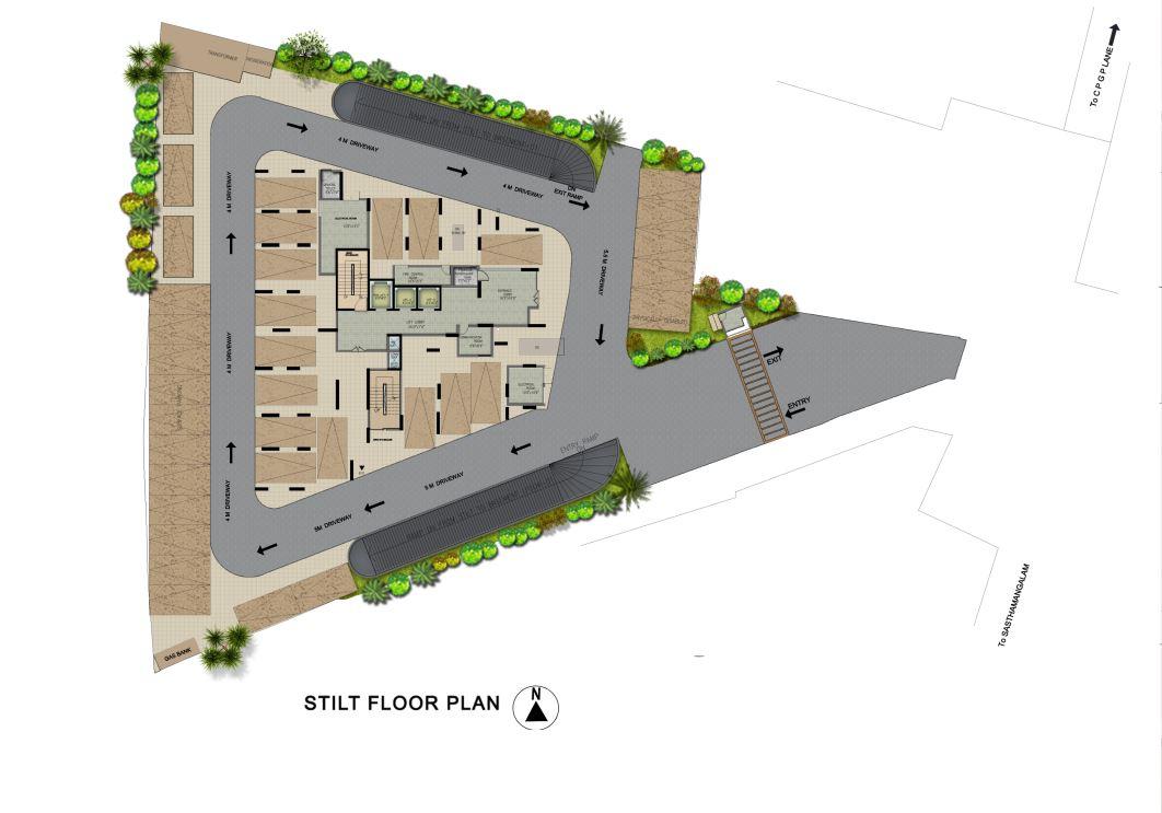 Artech Palm Meadows | Kembhavi Architects Bangalore | Hubli