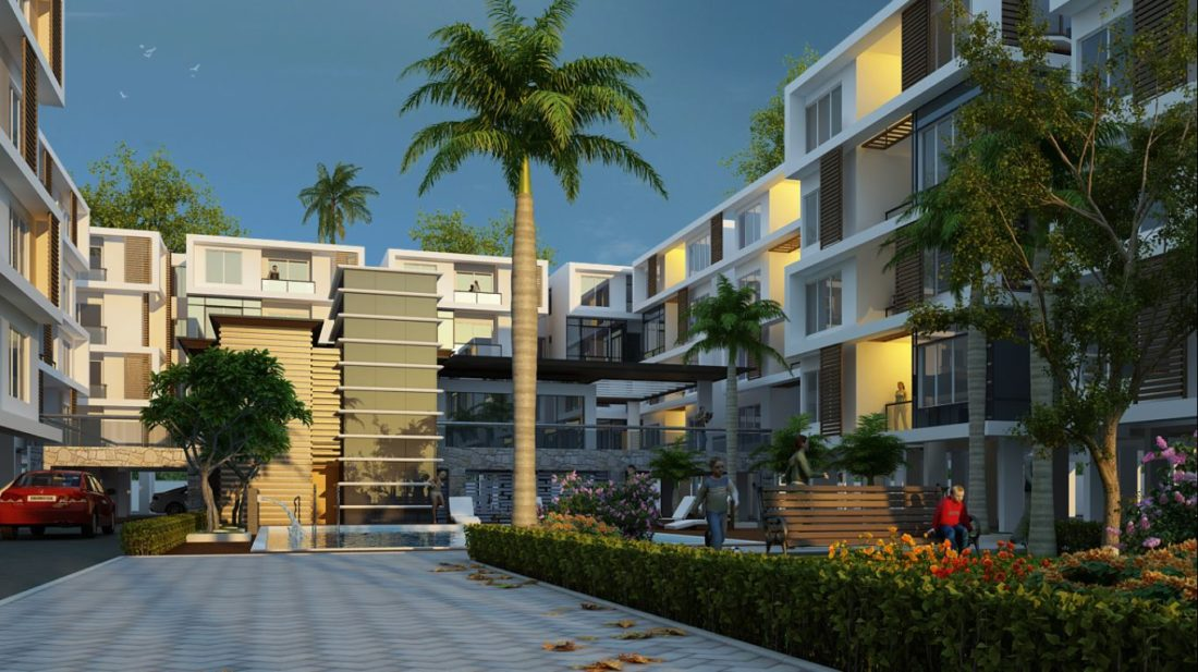 Dhammangi Lilium Gardenia | Kembhavi Architects Bangalore | Hubli