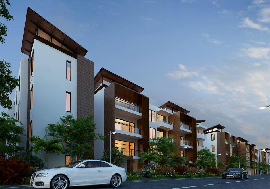 Ozone Alcove | Kembhavi Architects Bangalore | Hubli