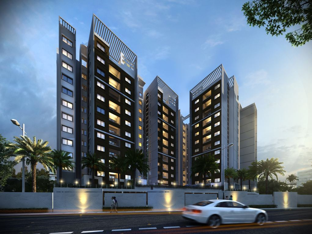 RWD Lemongraz | Kembhavi Architects Bangalore | Hubli