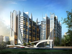 KAF Architects Bangalore view1