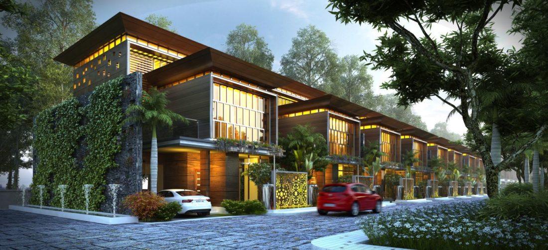 KAF Architects Bangalore Perseus, Kings Ville