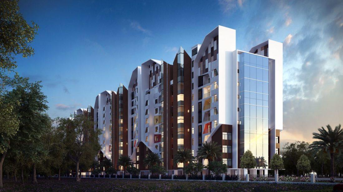 Unishire Elan | Kembhavi Architects Bangalore | Hubli