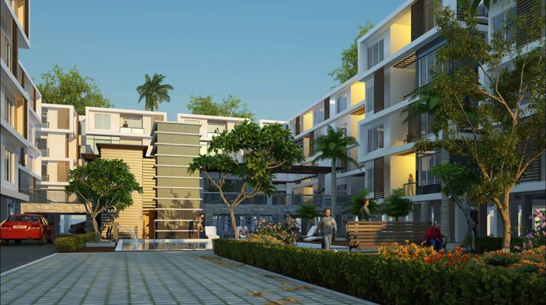 KAF Architects Bangalore Dhammangi Lilium Gardenia