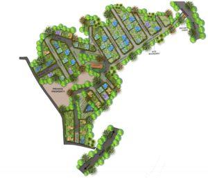 KAF Architects Bangalore 01. master plan