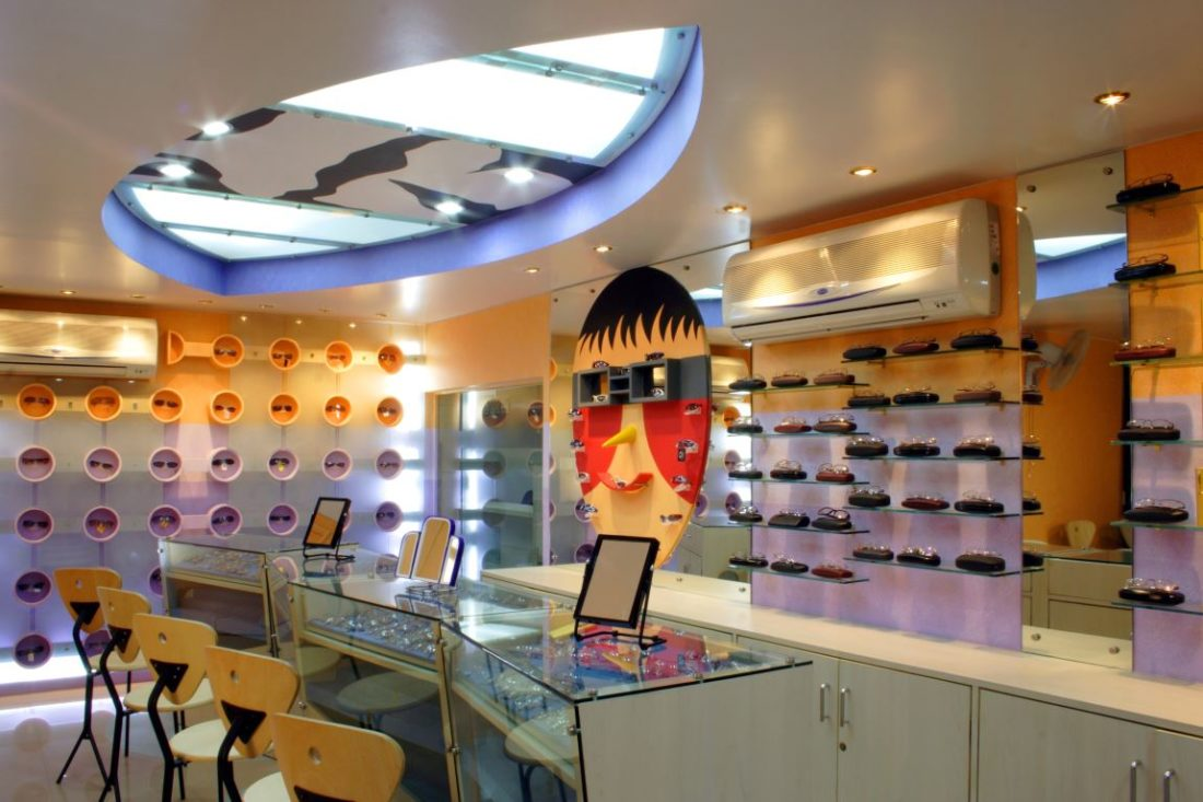 Vasan Eye Care | Kembhavi Architects Bangalore | Hubli