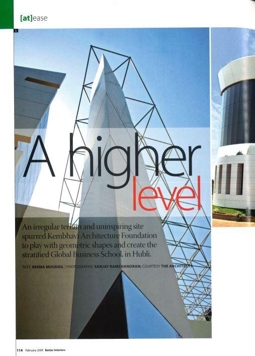 Better Interiors | Kembhavi Architects Bangalore | Hubli
