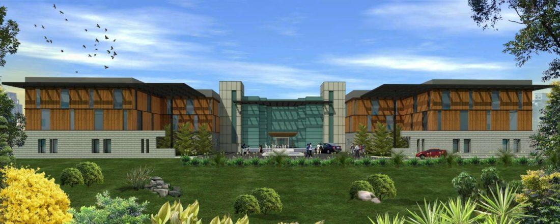 Jain School Coimbatore | Kembhavi Architects Bangalore | Hubli