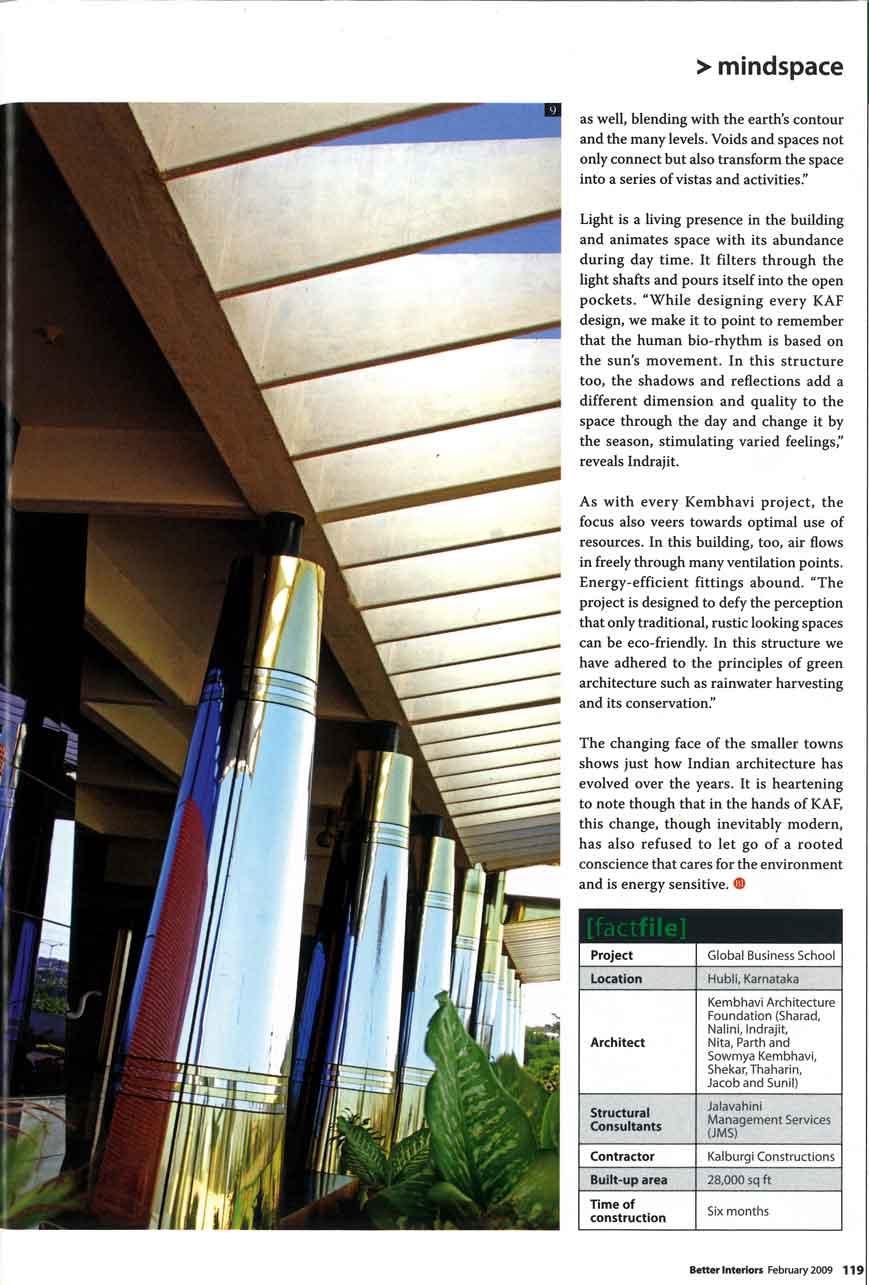 Better Interiors | Kembhavi Architecture Bangalore | Hubli