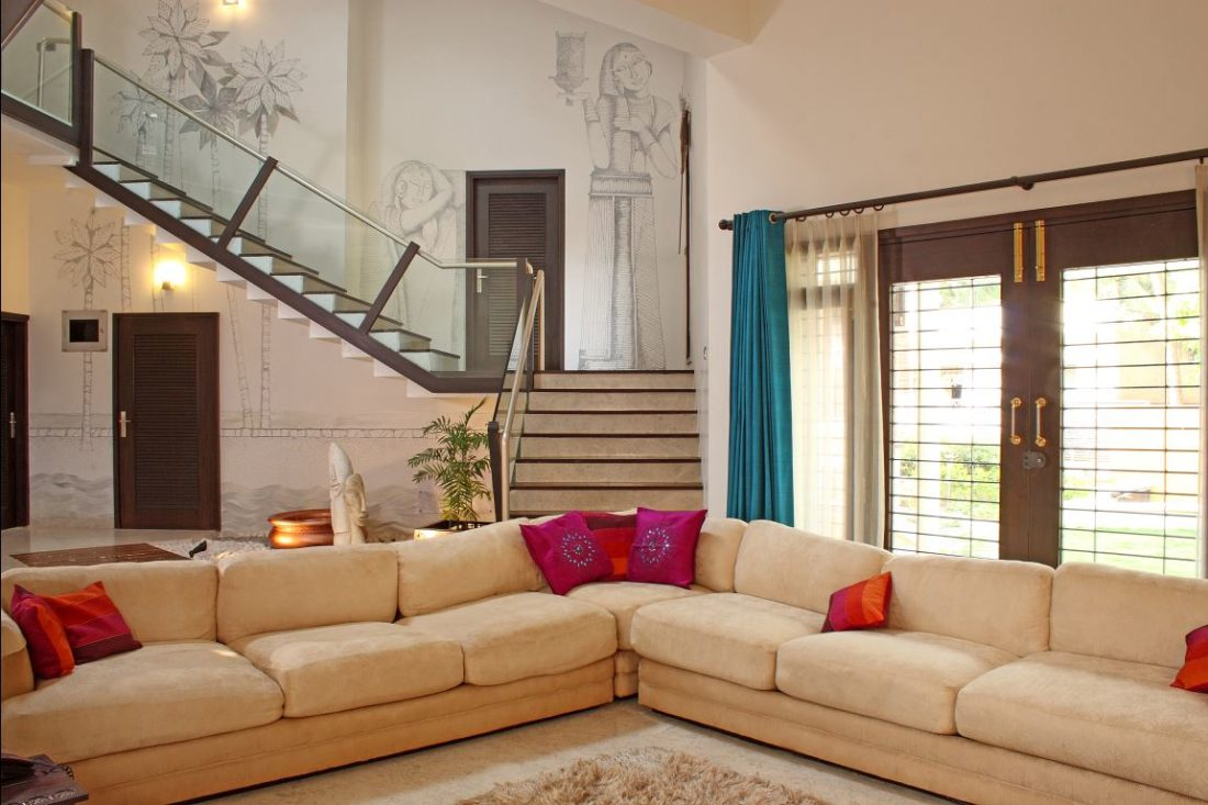 KAF Architects Bangalore Bidasaria's Residence
