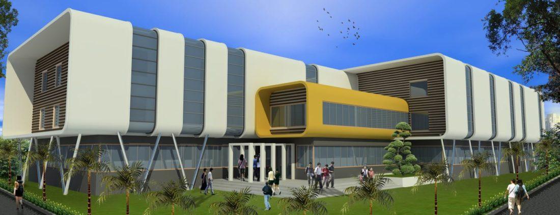 Jain School At Hoskote | Kembhavi Architects Bangalore | Hubli