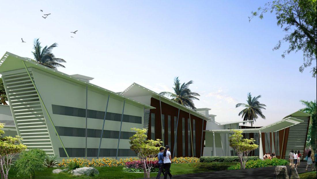 Jain School At Amethi | Kembhavi Architects Bangalore | Hubli