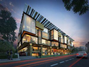 KAF Architects Bangalore PRIDE MALL 2