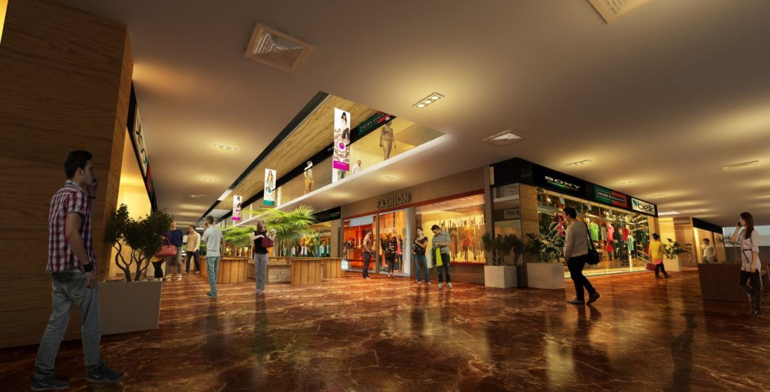 Pride Mall | Kembhavi Architects Bangalore | Hubli