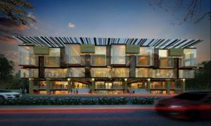 KAF Architects Bangalore PRIDE MALL VIEW 1