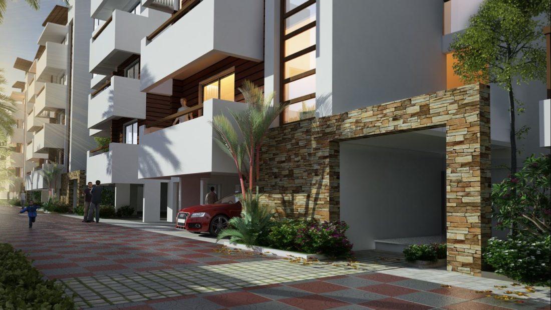 Ozone Aura | Kembhavi Architects Bangalore | Hubli