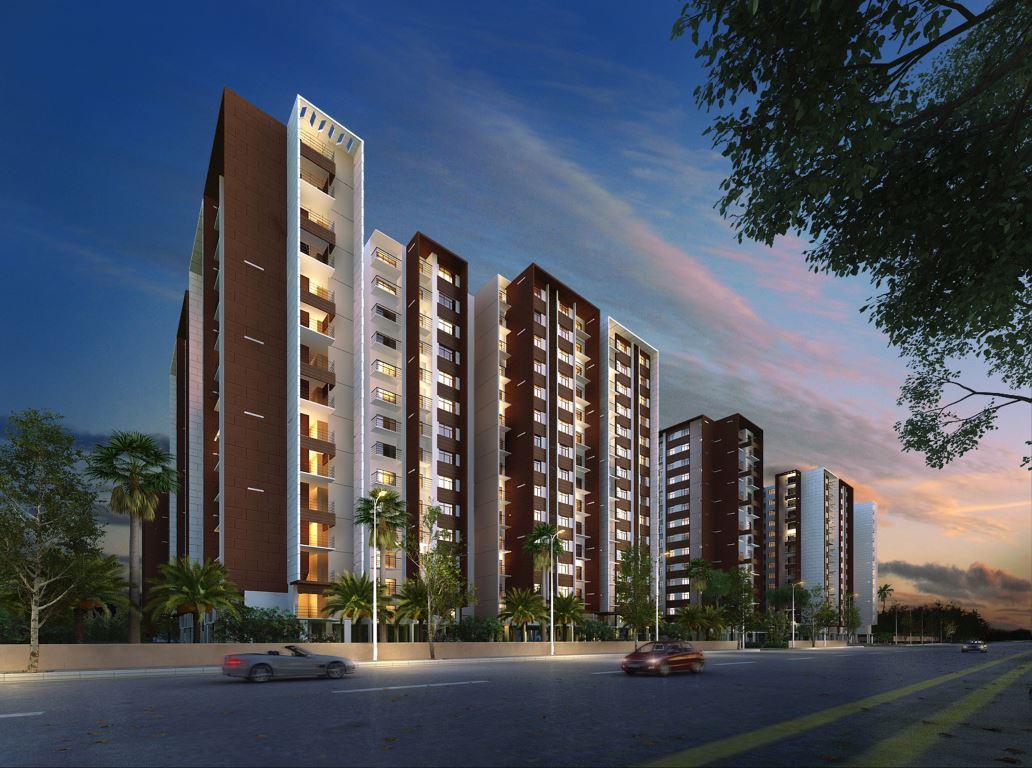 Hoysala Township | Kembhavi Architects Bangalore | Hubli