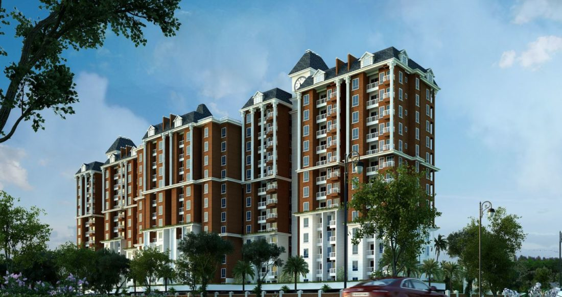 Shriline Primrose | Kembhavi Architects Bangalore | Hubli