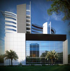 KAF Architects Bangalore view 2