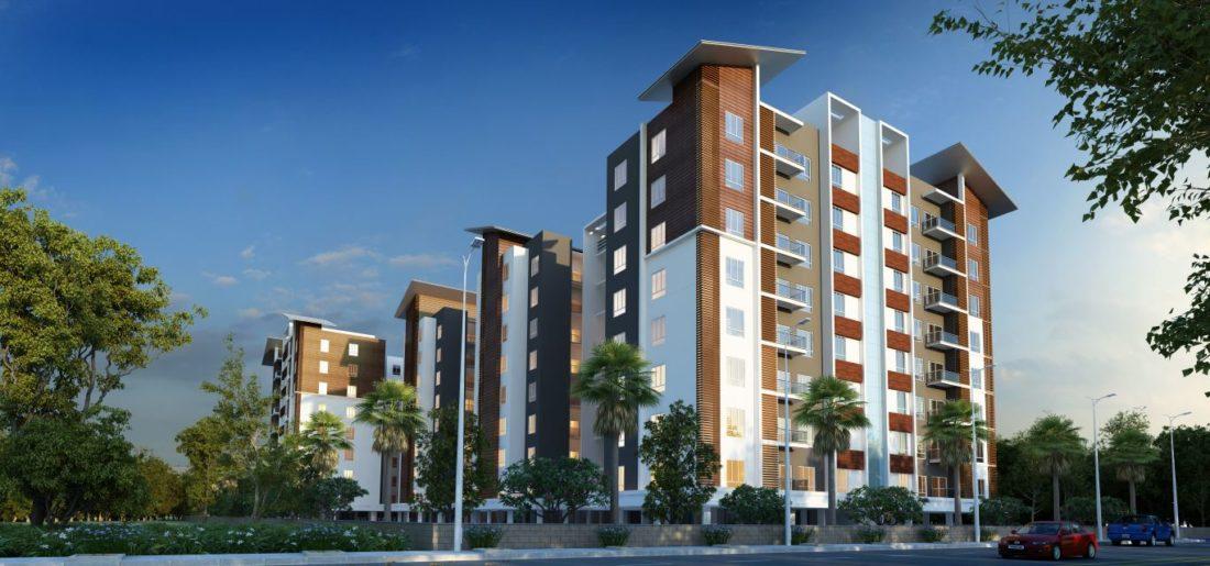 Unishire Group Housing | Kembhavi Architects Bangalore | Hubli