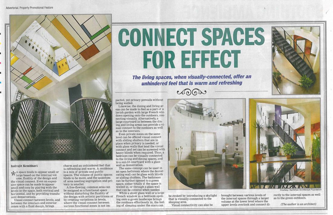 KAF Architects Bangalore Colonial Inspiration, Contemporary Ambience – Times Of India